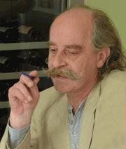 Degustationsleiter Rüdiger Albert.